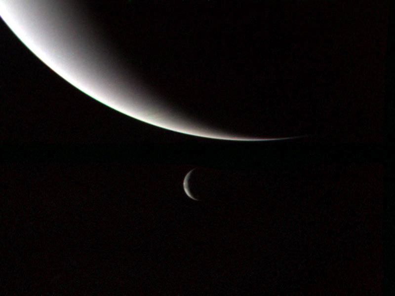 voyager 2 neptune triton - photo #6