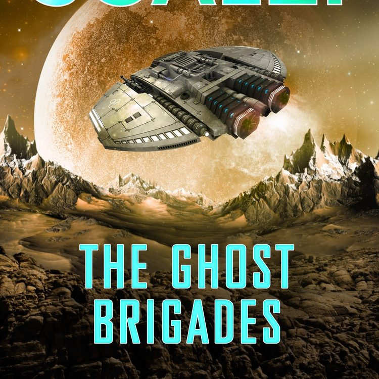 The Ghost Brigades -- book review