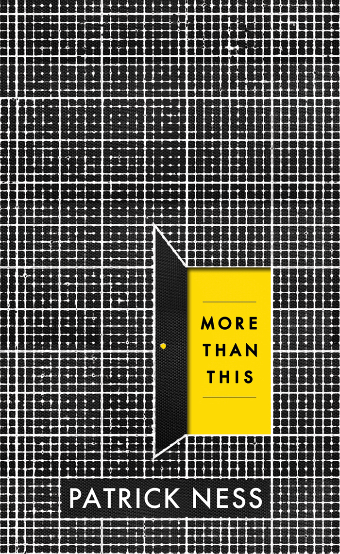 Book review more than this patrick ness author