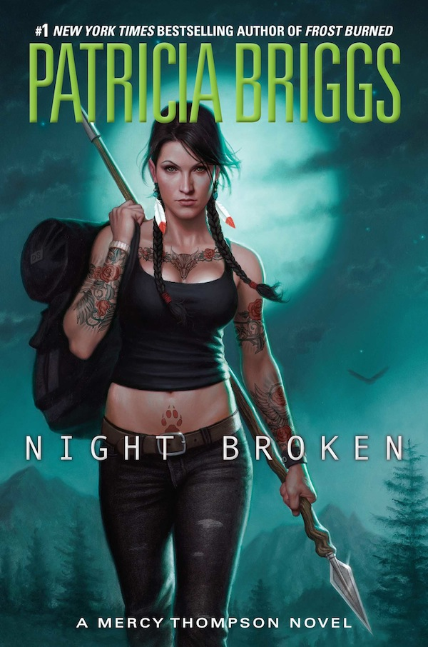 urban fantasy book reviews
