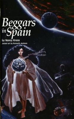Book Review Beggars In Spain By Nancy Kress border=