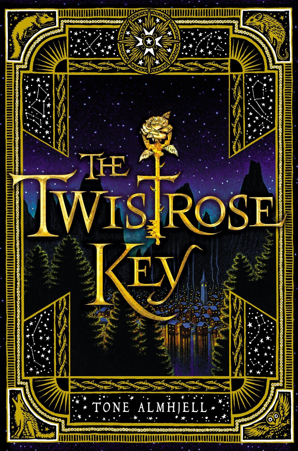 Book Review The Twistrose Key By Tone Almhjell