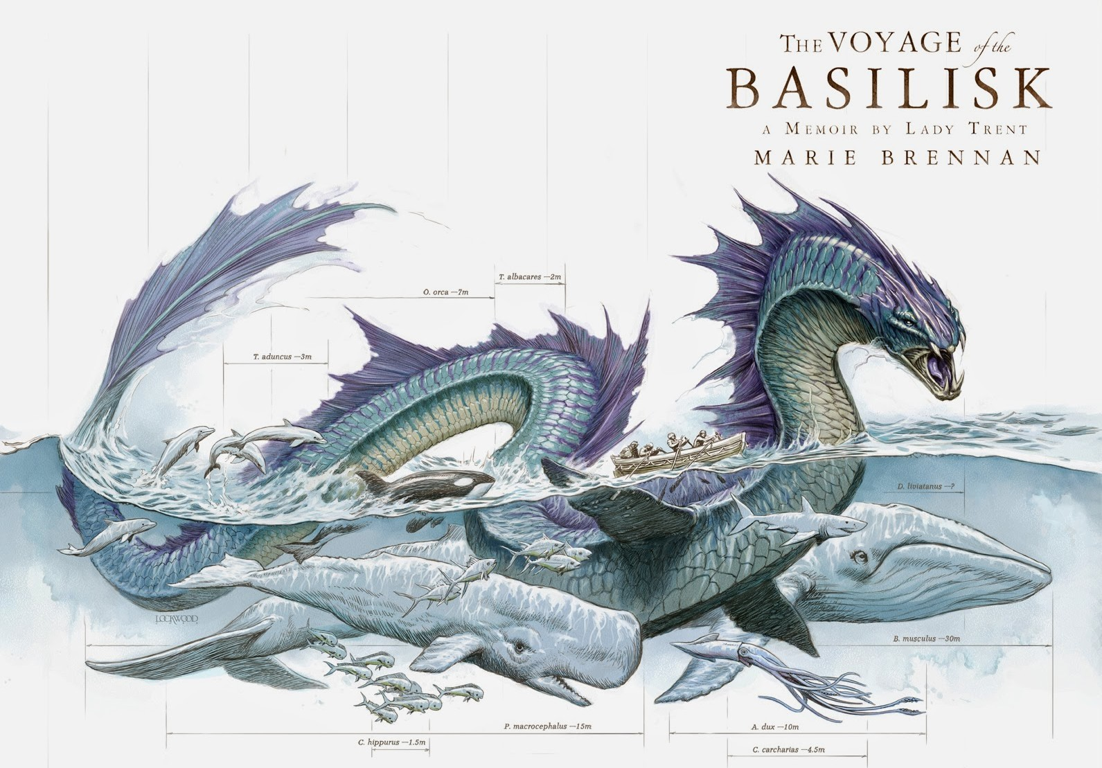 Image result for Voyage of the Basilisk by Marie Brennan