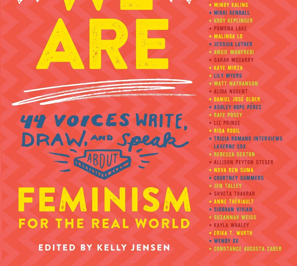 Here We Are: Feminism For The Real World - Kelly Jensen on ...